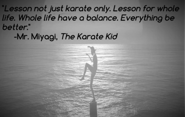 karate kid quote